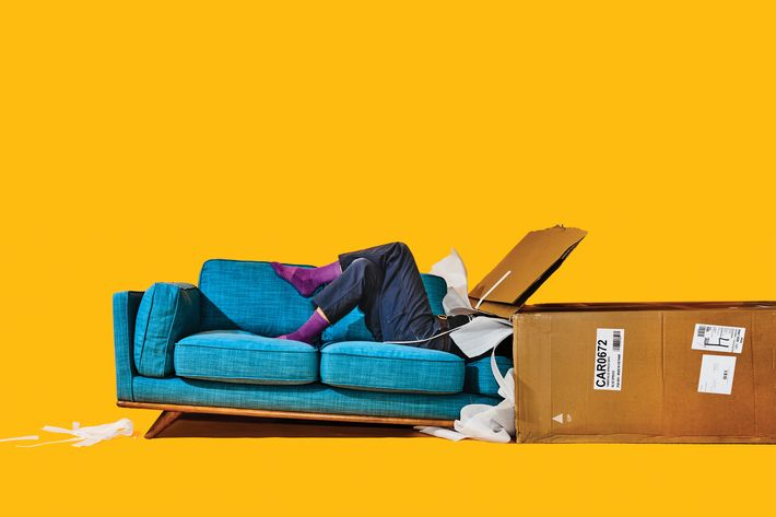 9 Best Flat-Pack Sofas: Campaign, Article, Burrow, Rove 2018