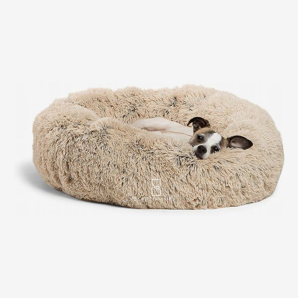 Best Friends by Sheri Luxury Shag Faux Fur Donut Cuddler