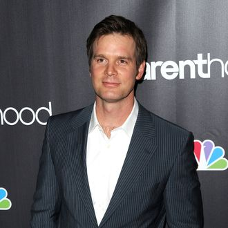 Peter Krause attends the Los Angeles premiere of