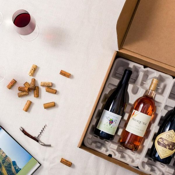 Verve Wine The Grand Tour Monthly Subscription