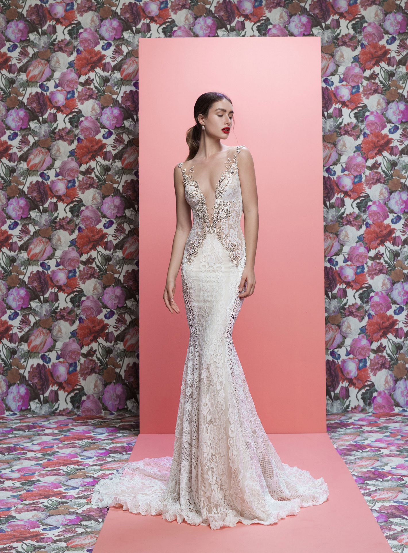 The Most Beautiful Wedding Gowns for Spring 2019