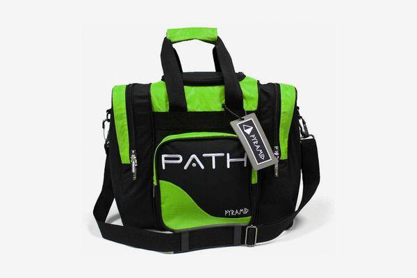 Pyramid Path Pro Deluxe Single Bowling Ball Tote Bowling Bag