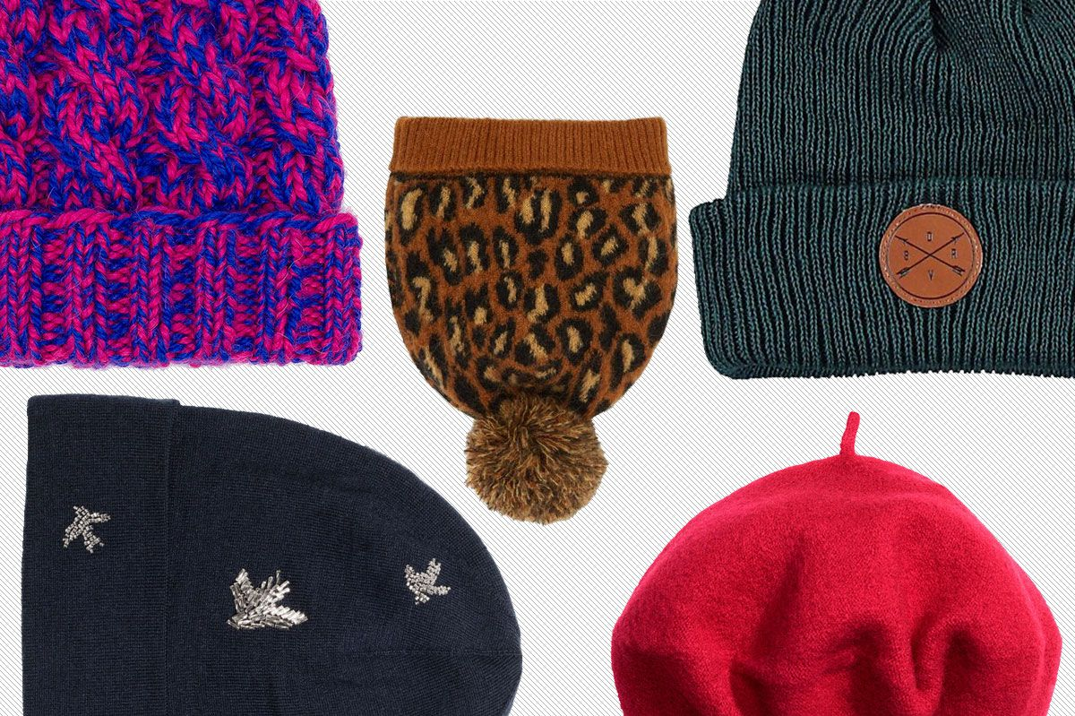 fa1f42655245 5 Cheerful Beanies for a Winter Pick-Me-Up