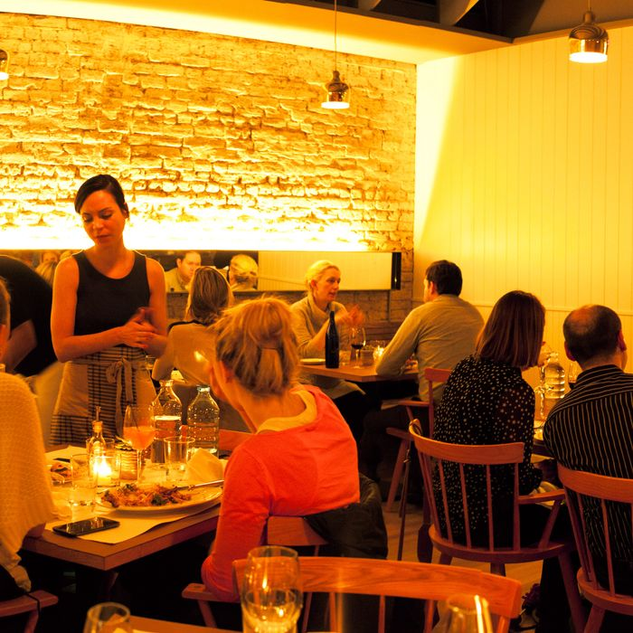 Vic's is fresh off its four-star review from the Underground Gourmet.