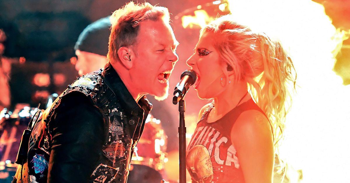 Grammys Producer Apologizes for 'Awful' Metallica Glitch