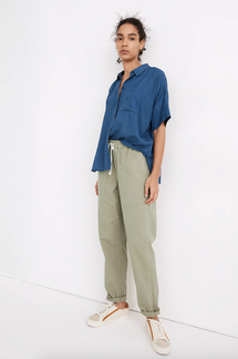 Madewell Pull-On Relaxed Pants