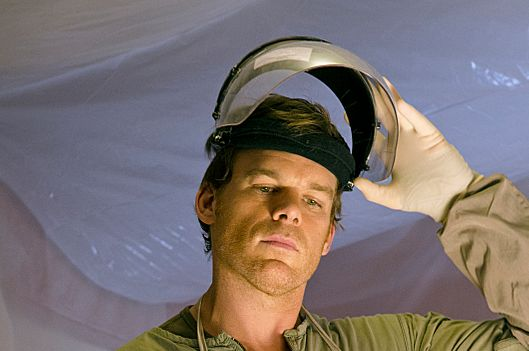 Michael C. Hall as Dexter Morgan in Dexter (Season 8, episode 1) - Photo: Randy Tepper/Showtime - Photo ID: Dexter_801_0867