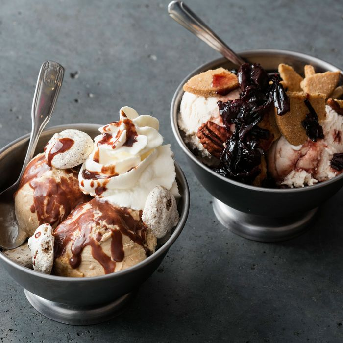 The Absolute Best Ice Cream Sundaes In New York