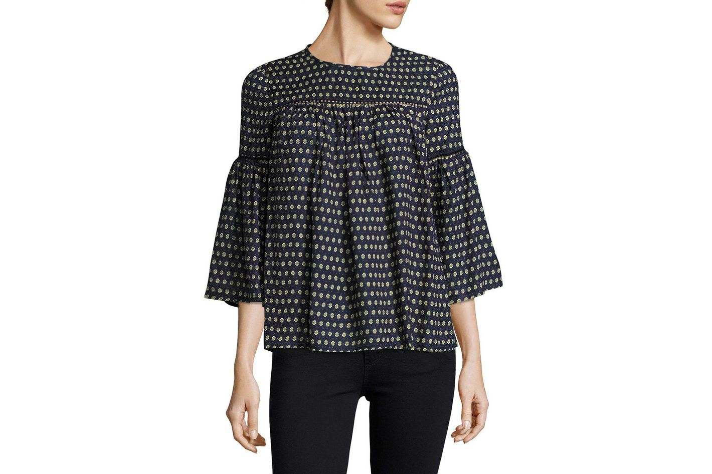 Geometric Peasant Top