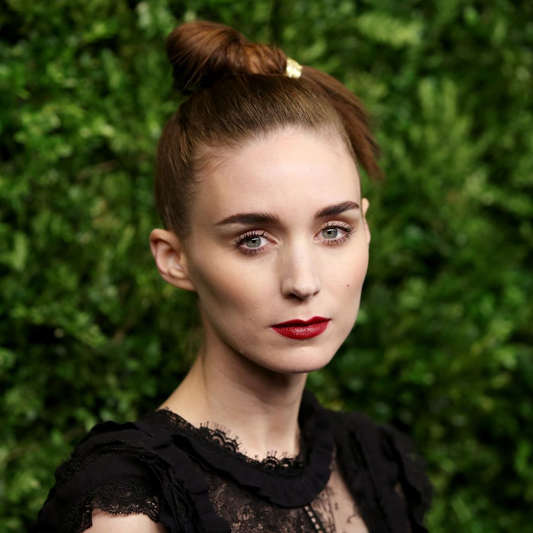 Why Rooney Mara Has the Best Red-Carpet Hair