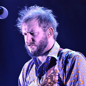 Bon Iver Perform At Wembley Arena