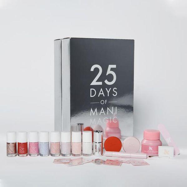 Olive & June 25 Days of Mani Magic Advent Calendar 2020
