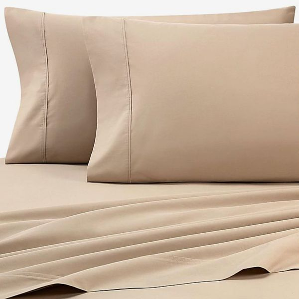 Heartland HomeGrown™ 325 TC Cotton Percale Fitted Sheets