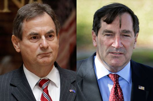 Richard Mourdock and Joe Donnelly