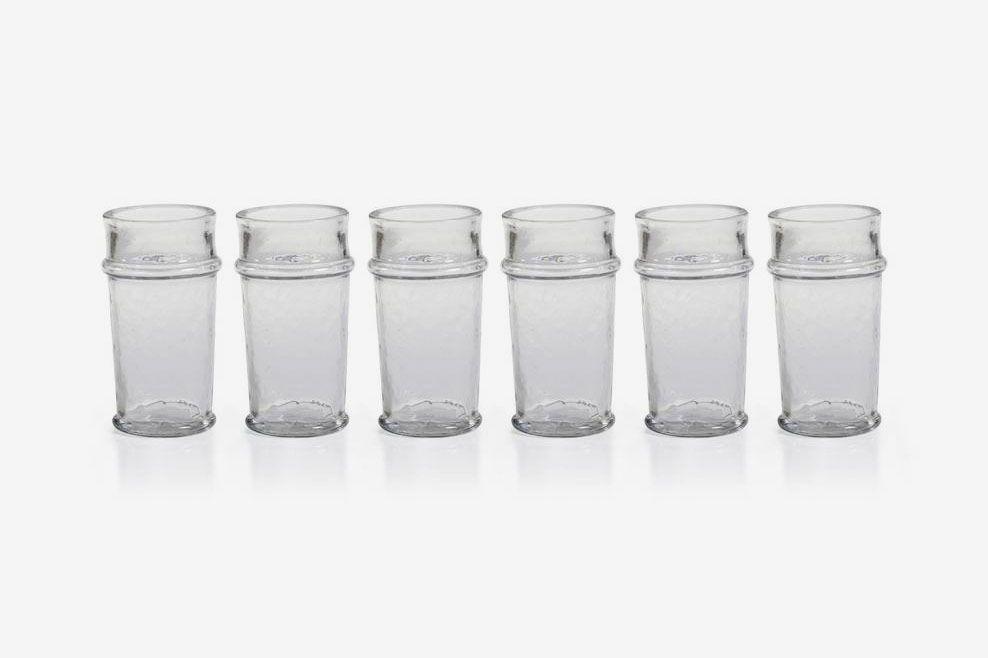 Zodax Fiesta Set of 6 Shot Glasses