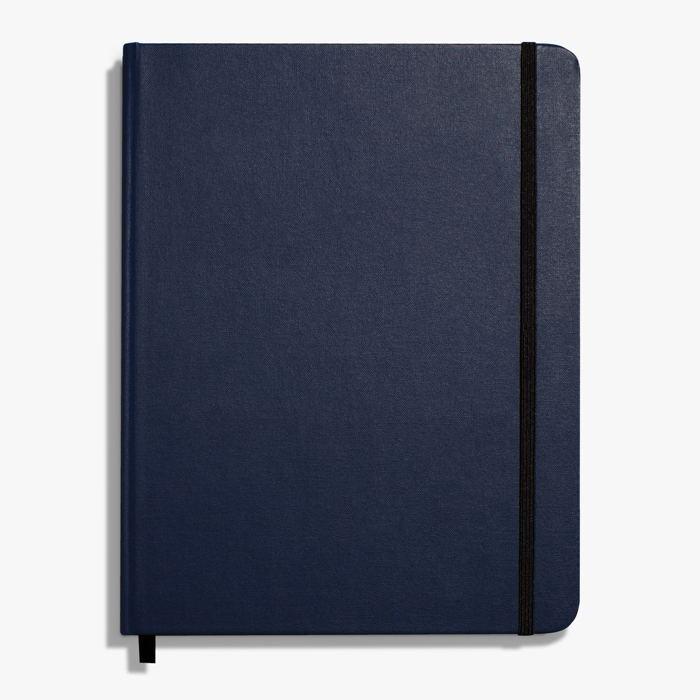 Shinola Large Hard Linen Journal