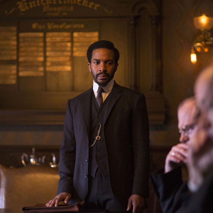 The Knick Season Two Premiere Recap Doctors Heal Thyselves