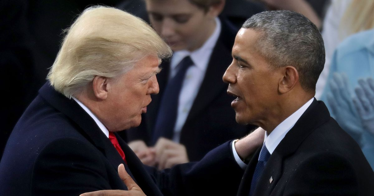 Trump Hasn't Destroyed Obama's Legacy. He's Revealed How Impressive It Was.