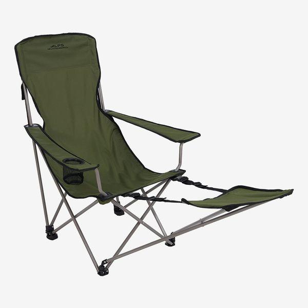 ALPS Mountaineering Bazaar Chair with Footrest