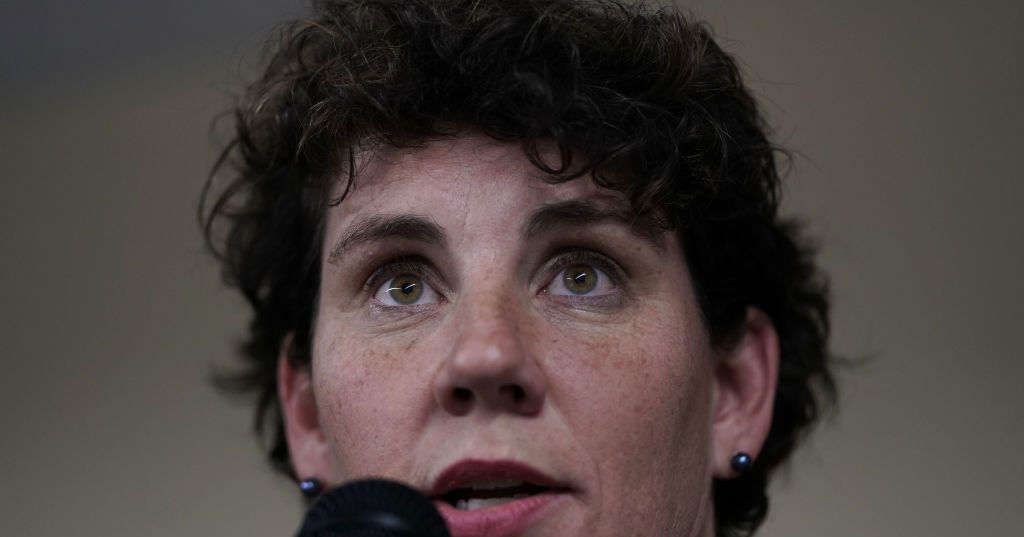 What in Tarnation, Amy McGrath?