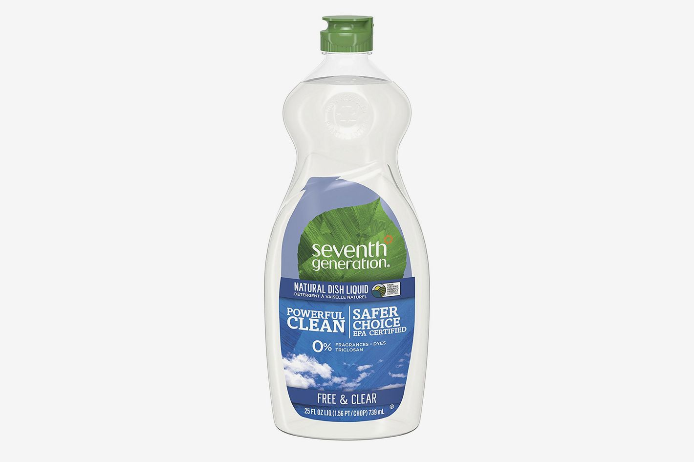 Seventh Generation Dish Liquid Soap Free & Clear