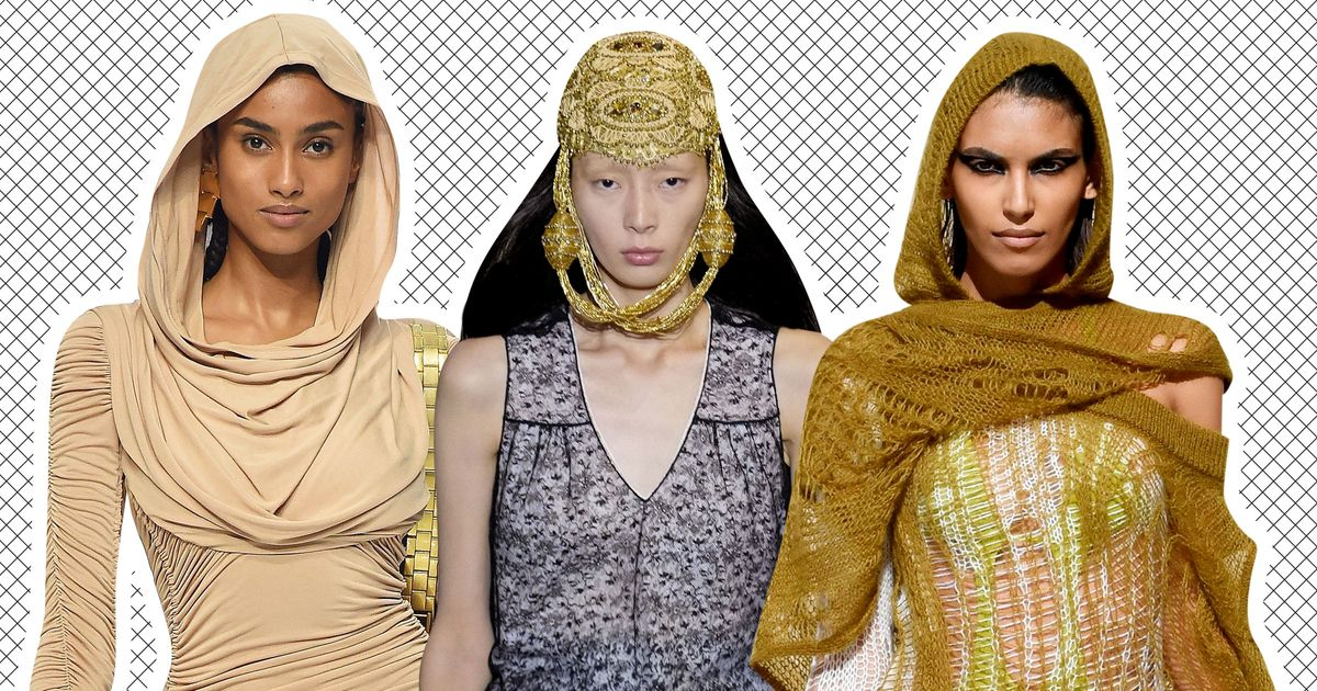 Are Headscarves Only Cool When They're on the Runway?
