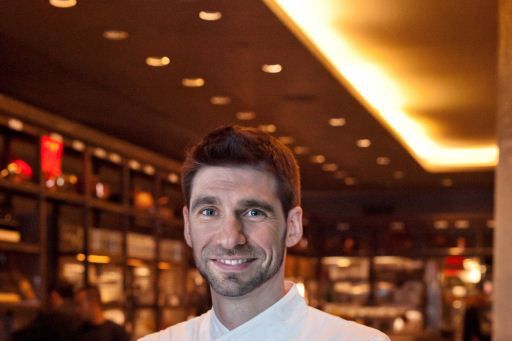 Olivier Quignon, DBGB's new executive chef.