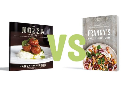 Which book will help you make the best pizza?