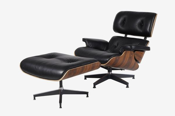 MLF Lounge Chair & Ottoman