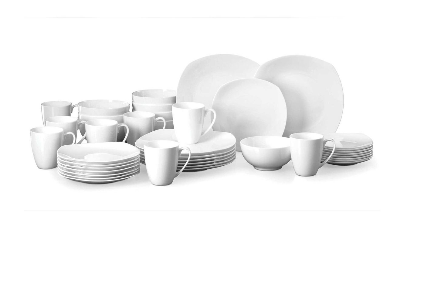 Gorham® Boulder Creek 40-Piece Dinnerware Set