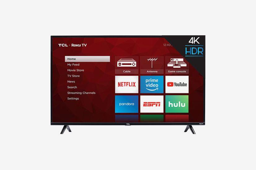 """TCL S425 65"""" Class HDR 4K UHD Smart LED TV"""