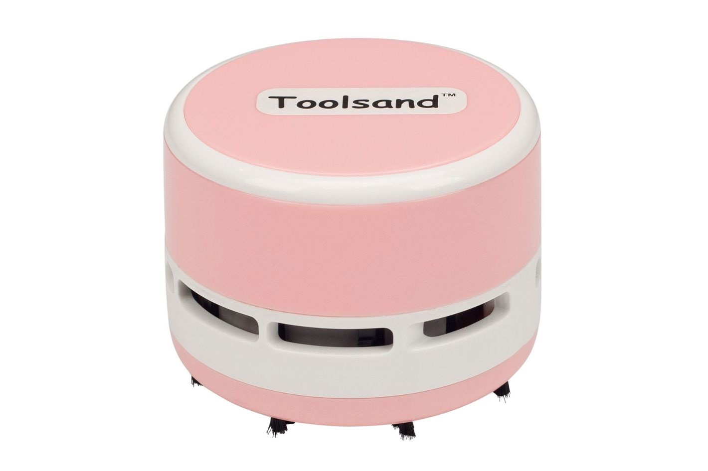 Toolsand Mini Desktop Portable Handheld Cordless Tabletop Crumb Sweeper Vacuum Cleaner Battery Operated