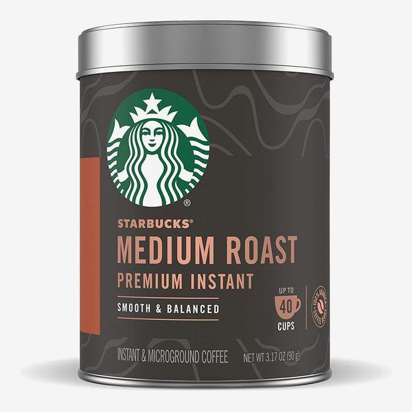 Starbucks Premium Instant MultiServe 90g, Medium Roast