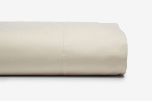 Sferra Larino Egyptian Cotton Fitted Sheet, Queen