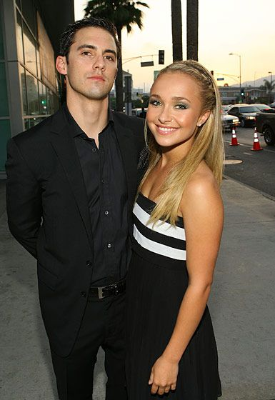 Are milo ventimiglia and hayden panettiere still dating after 7