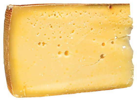 "<b>Adelegger</b>    <i>(Germany)</i>    This Alpine beauty is the master­work of a small cooperative of dairy farmers and cheesemaker Evelyn Wild, who brine-washes the 15-pound wheels and ages them for 17 months—long enough to develop the dense and fudgy paste and sweet, nutty flavor one associates with world-class Gruyère. <i>$36 a pound at <a href=""http://nymag.com/listings/restaurant/bklyn-larder/"">Bklyn Larder</a>.</i>"
