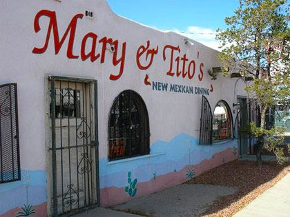 "<b>The Destination:</b> <a href=""https://www.facebook.com/pages/Mary-Titos/285797620198"">Mary & Tito's Cafe</a> in Albuquerque  <b>How to Get There:</b> The restaurant is near the intersection of US Routes 40 and 25 in Albuquerque.  <b>When to Go:</b> It's primarily a daytime spot, open daily from 9 a.m. to 6 p.m. on weeknights, and until 8 p.m. on weekends.     87-year-old Mary Gonzalez still presides over this beloved Albuquerque restaurant with daughter Antoinette Knight, serving up what most agree is the best red chile in town. Their signature carne adovada, which is pork marinated in red chile and cooked for five hours, comes from a century-old family recipe, and for the first two decades of this restaurant's life it was prepared daily by Gonzales's husband Tito, who opened the place in 1963.  <i>Mary & Tito's Cafe, 2711 4th Street Northwest, Albuquerque, NM; 505-344-6266</i>"