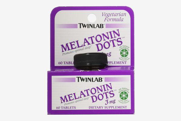 Twinlab Melatonin Wintergreen Tablets, 3 mg