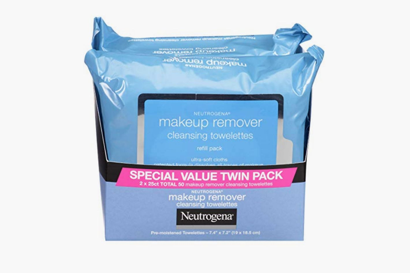 Neutrogena Cleansing Facial Wipes
