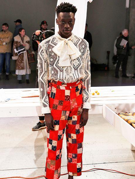 Fall 2018 Menswear ...