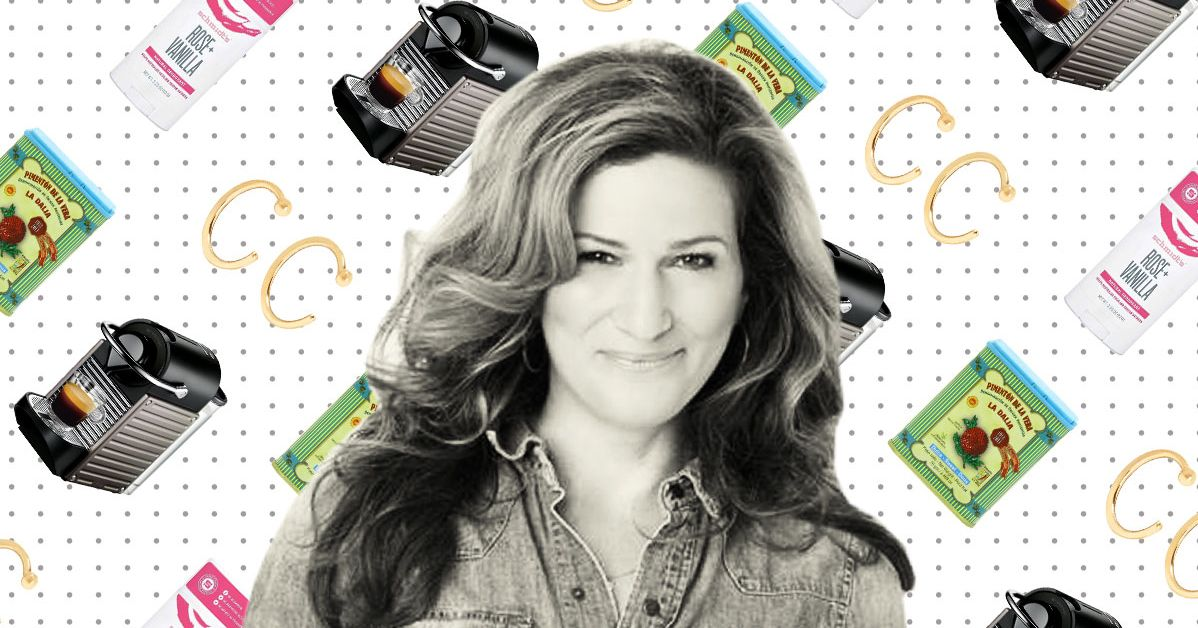 What Ana Gasteyer Can't Live Without