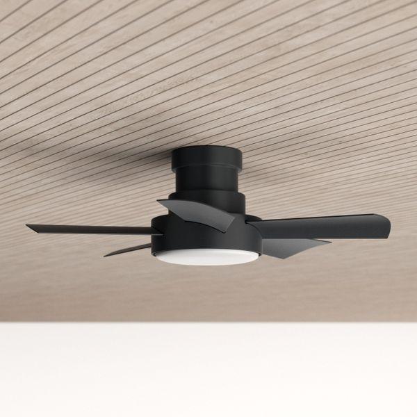 Modern Forms Vox 5 Blade LED Smart Ceiling Fan - Bronze