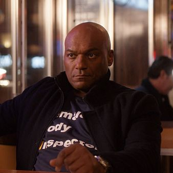Colin Salmon as Sands.