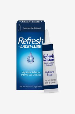 Refresh Lacri-Lube Lubricant Eye Ointment for Dry Eyes at Night