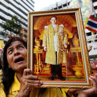 Thai King 87th birthday celebrations