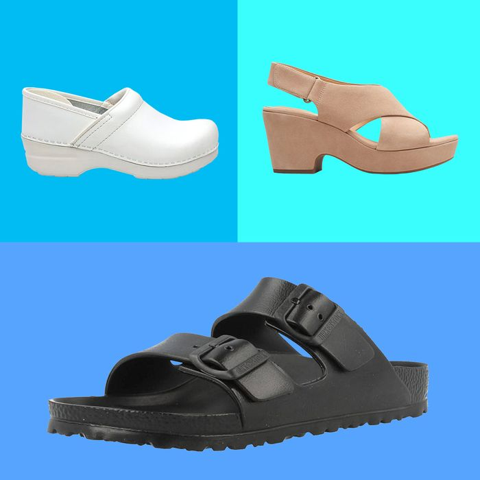 most comfortable womens shoes for standing all day