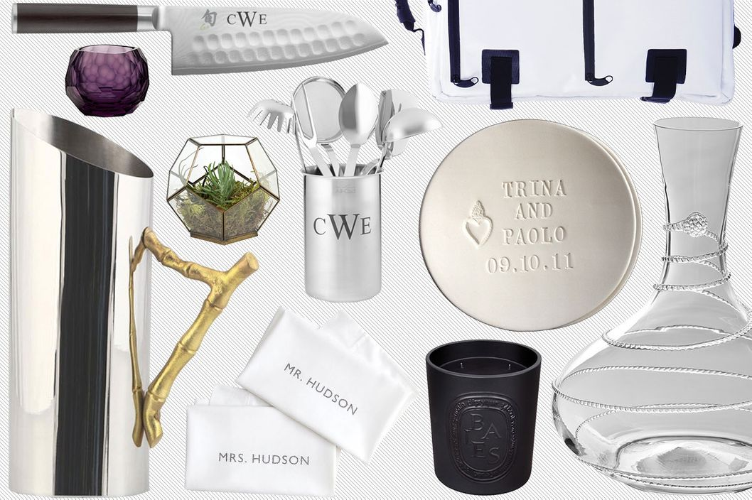 Opening Wedding Gifts: Truly Cool Wedding Gifts: 14 Outstanding Options -- The Cut