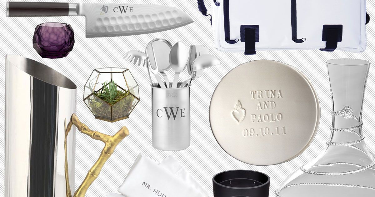 Wedding Gift For The Bride Who Has Everything : Truly Cool Wedding Gifts: 14 Outstanding Options -- The Cut