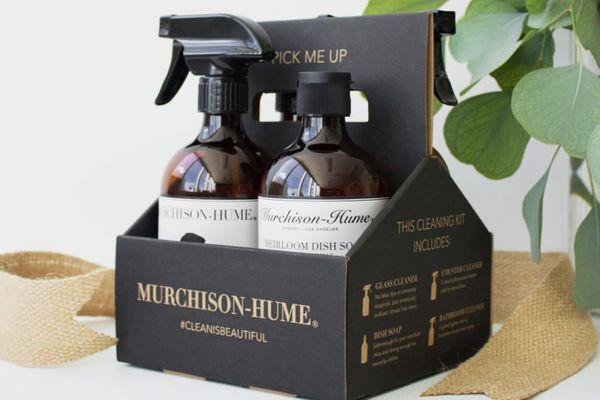Murchison-Hume Clean Starter Kit
