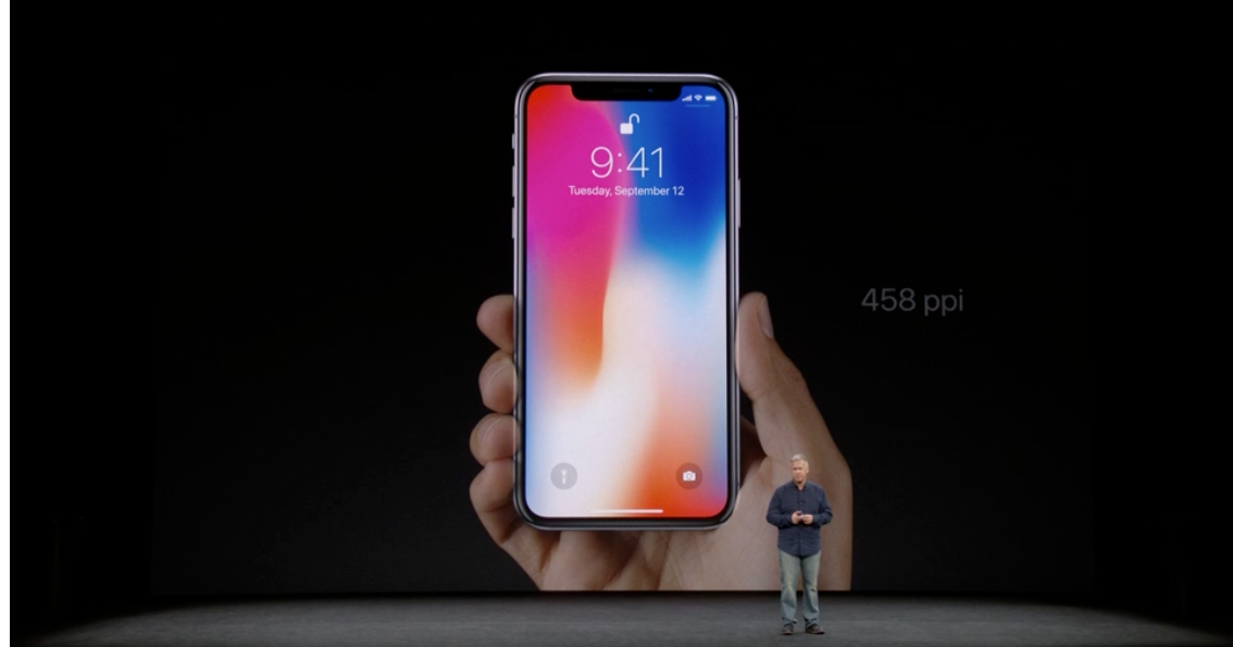 How the iPhone X's Big Screen Will Change Your Phone